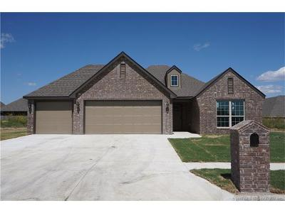 Owasso Single Family Home For Sale: 7505 E 82nd Street North
