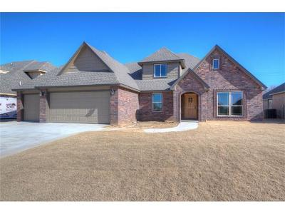 Owasso Single Family Home For Sale: 7801 N 144th East Avenue