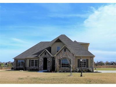 Owasso Single Family Home For Sale: 18665 E Persimmon Lane