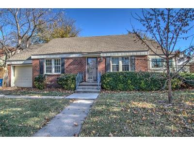 Tulsa Single Family Home For Sale: 1405 S Marion Avenue