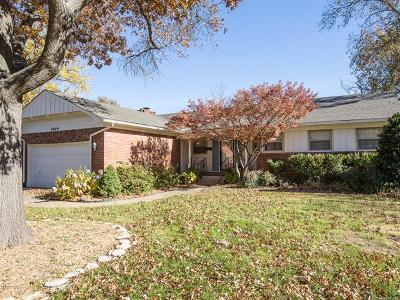 Tulsa Single Family Home For Sale: 4029 S Richmond Avenue