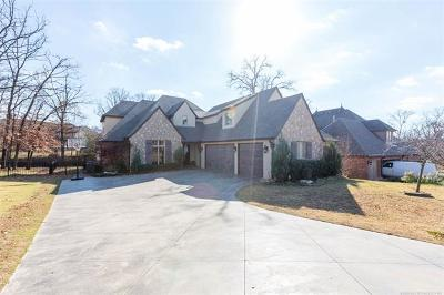 Jenks Single Family Home For Sale: 10627 S Mulberry Street