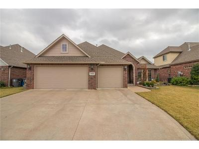 Single Family Home For Sale: 4645 S 189th East Avenue