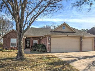 Glenpool Single Family Home For Sale: 13409 S Poplar Street
