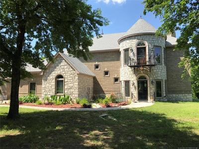 Claremore Single Family Home For Sale: 16201 S 4133 Road