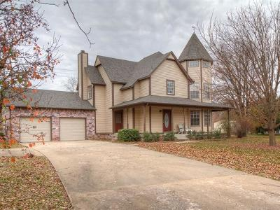 Claremore Single Family Home For Sale: 25956 S Brandon Terrace Drive