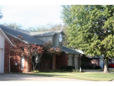 Broken Arrow Single Family Home For Sale: 4409 W Toledo Street