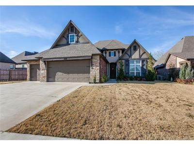 Bixby Single Family Home For Sale: 13812 S 27th Street