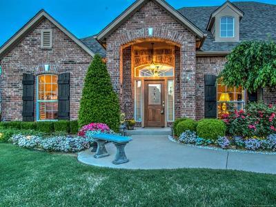 Broken Arrow Single Family Home For Sale: 205 S 79th Street