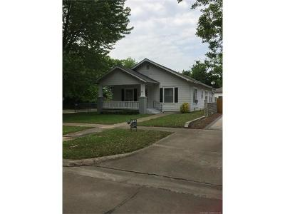 Claremore Single Family Home For Sale: 402 E 6th Street