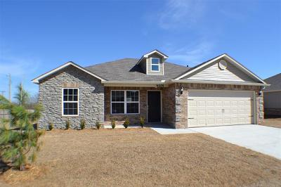 Coweta Single Family Home For Sale: 14609 S 274th East Avenue