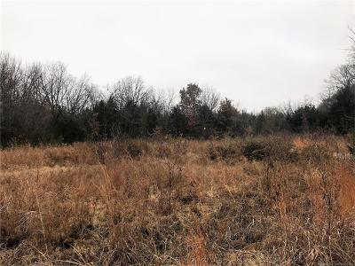 Ada Residential Lots & Land For Sale: County Road 1550
