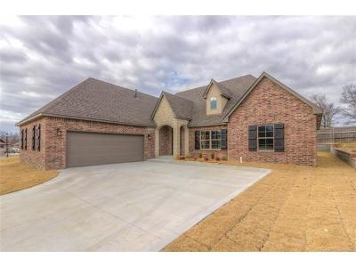 Claremore Single Family Home For Sale: 3108 Heritage Hills Parkway