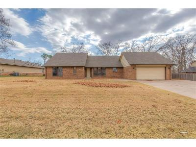 Coweta Single Family Home For Sale: 29522 E 156th Street S