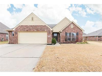 Owasso Single Family Home For Sale: 9001 N 156th East Place