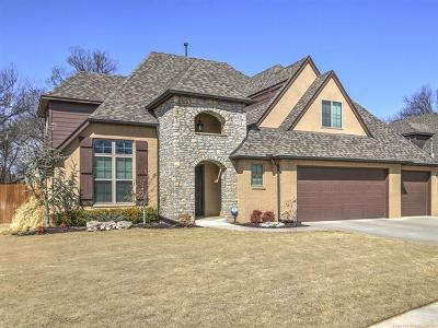 Broken Arrow Single Family Home For Sale: 6712 S Chestnut Avenue