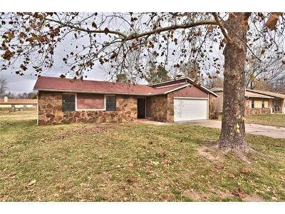 Coweta Single Family Home For Sale: 28493 E 140th Street S
