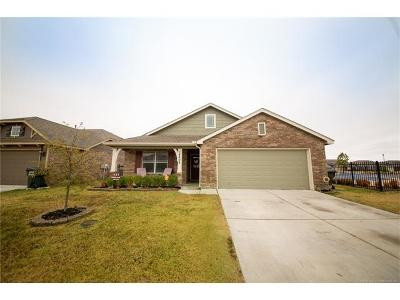 Owasso Single Family Home For Sale: 14606 E 111th Place N