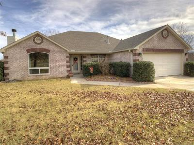 Collinsville Single Family Home For Sale: 11877 Sandstone Drive