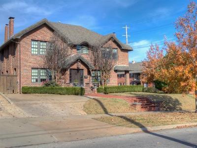 Tulsa Single Family Home For Sale: 1231 E 18th Street