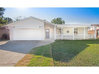 Owasso Single Family Home For Sale: 11810 E 80th Place North