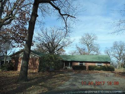 Claremore Single Family Home For Sale: 9873 E Willow Street