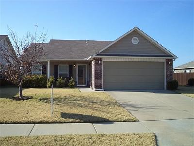 Bixby Single Family Home For Sale: 14692 S Toledo Place