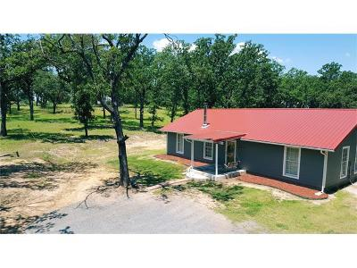 Single Family Home For Sale: 22376 County Road 1495