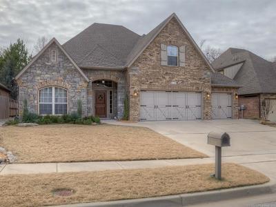 Broken Arrow Single Family Home For Sale: 3108 S Hemlock Court