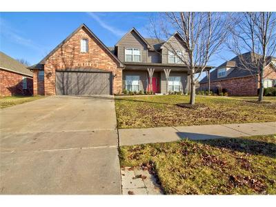 Owasso Single Family Home For Sale: 8917 N 138th East Avenue