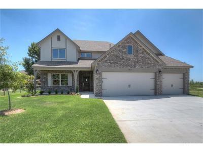 Broken Arrow Single Family Home For Sale: 7958 S 266th East Avenue