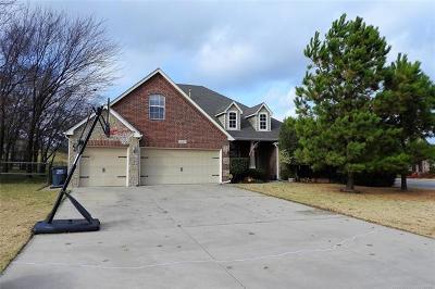 Glenpool Single Family Home For Sale: 12414 Longhorn Avenue