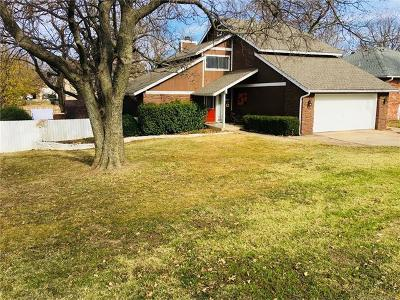 Catoosa Single Family Home For Sale: 18661 Woodbriar Lane