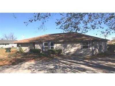 Claremore Single Family Home For Sale: 408 Moore Avenue