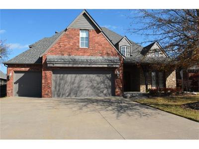 Bixby Single Family Home For Sale: 11921 S 89th East Avenue