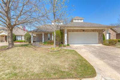 Broken Arrow Single Family Home For Sale: 7708 E Freeport Place