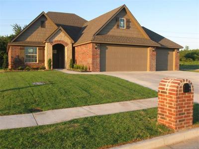 Claremore Single Family Home For Sale: 1111 Colhurste Lane