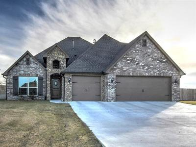 Broken Arrow Single Family Home For Sale: 22120 E 115th Place