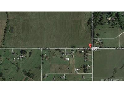 Residential Lots & Land For Sale: 30499 E 121st Street S