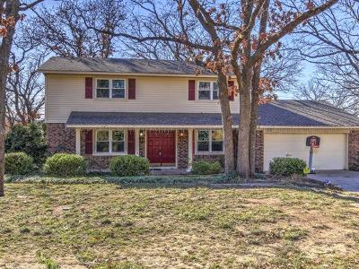Jenks Single Family Home For Sale: 124 E 118th Street S