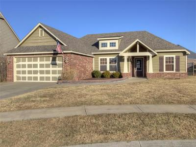 Skiatook Single Family Home For Sale: 121 W 134th Court N