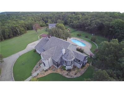 Tulsa Single Family Home For Sale: 7201 W Edison Street