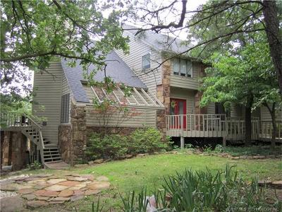 Tulsa Single Family Home For Sale: 2913 N Wild Mountain Road