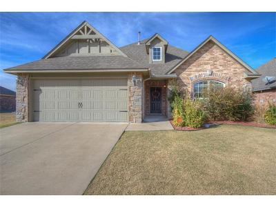 Claremore Single Family Home For Sale: 25366 Stonebridge Parkway