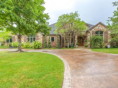 Tulsa Single Family Home For Sale: 6009 E 84th Street