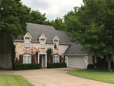 Owasso Single Family Home For Sale: 14509 E 104th Street North N