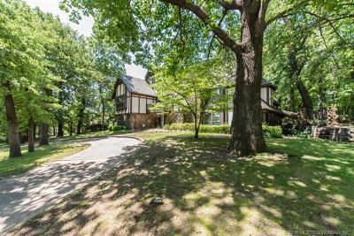 Broken Arrow, Jenks, Tulsa Single Family Home For Sale: 10606 S 70th East Avenue