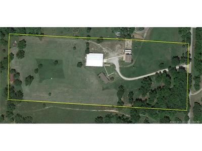Claremore Residential Lots & Land For Sale: 25104 S 4170 Road
