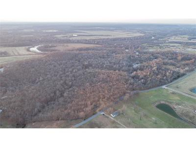 Claremore Residential Lots & Land For Sale: 4120 Road