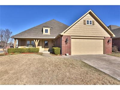 Jenks Single Family Home For Sale: 1719 W 119th Street S